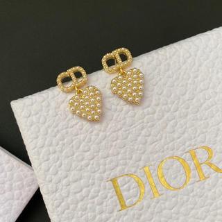 ディオール(Dior)のDior ディオールピアス(ピアス)