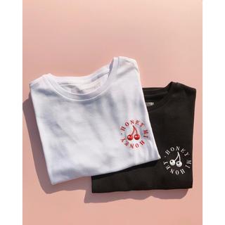 ハニーミーハニー(Honey mi Honey)のHoney mi Honey チェリー Tシャツ(Tシャツ(半袖/袖なし))