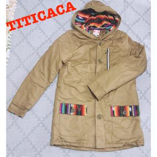 チチカカ(titicaca)のチチカカ❤︎コート(ロングコート)