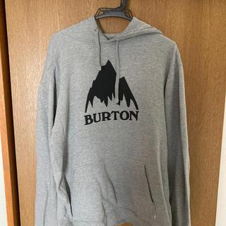 バートン(BURTON)のburton  パーカー Lサイズ(パーカー)