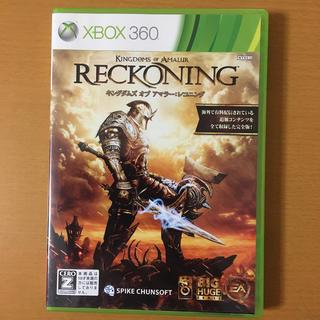 エックスボックス360(Xbox360)のキングダムズ オブ アマラー:レコニング XB360(家庭用ゲームソフト)