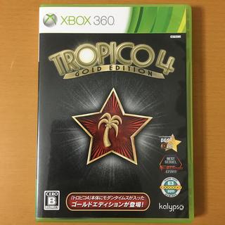 エックスボックス360(Xbox360)のトロピコ4 ゴールドエディション XB360(家庭用ゲームソフト)
