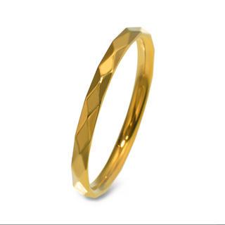 アーカー(AHKAH)の【新品未使用】ピンキーリング(リング(指輪))