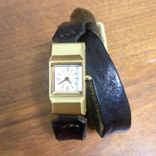 アナック(annak)のannak×carlifeコラボWatch(腕時計)