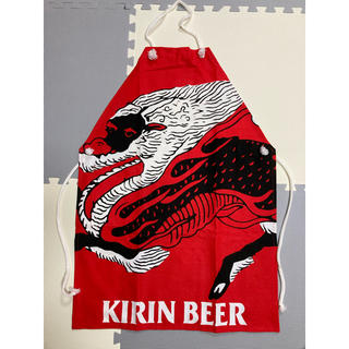 キリン - 【新品】KIRIN キリンラガー エプロン