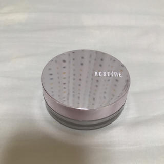 アクセーヌ(ACSEINE)のアクセーヌ ブライトスキンパウダー非売品(フェイスパウダー)