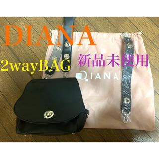 ダイアナ(DIANA)のDIANA 2way BAG 新品未使用(ショルダーバッグ)