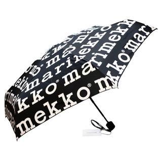 マリメッコ(marimekko)のマリメッコ 折り畳み傘 マリロゴ(傘)