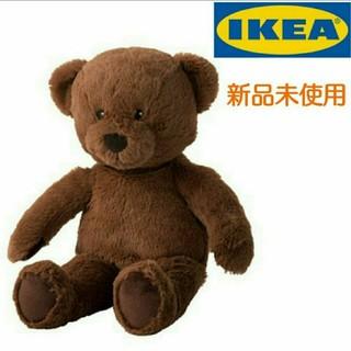 イケア(IKEA)のIKEA クマ くま ぬいぐるみ(ぬいぐるみ)