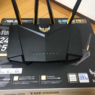 エイスース(ASUS)のasusゲーミングルーター(PC周辺機器)