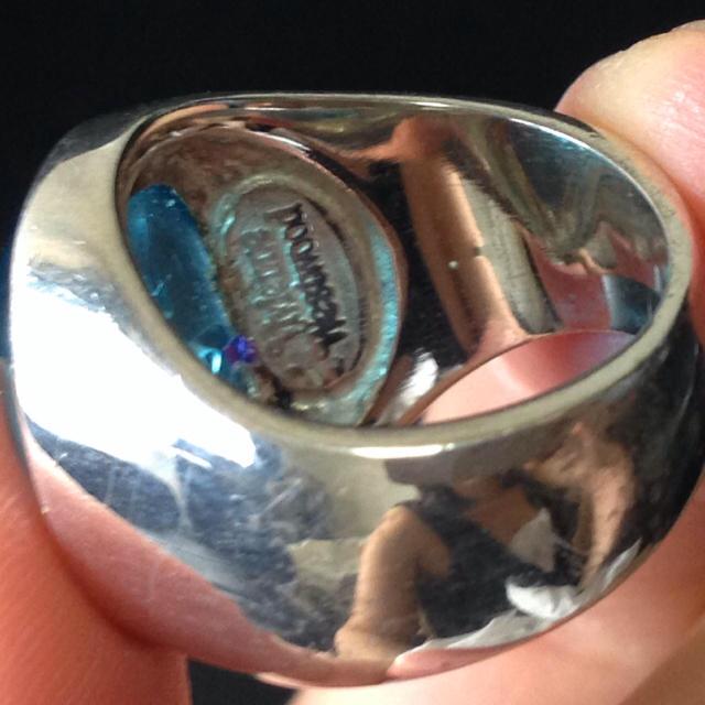 Vivienne Westwood(ヴィヴィアンウエストウッド)の一月休み様専用★ヴィヴィアンのリング レディースのアクセサリー(リング(指輪))の商品写真