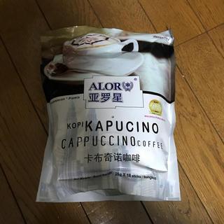 シンガポールおみやげカップチーノkopi coffeeコーヒー(コーヒー)