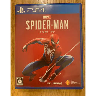 Marvel's Spider-Man(スパイダーマン) PS4(家庭用ゲームソフト)