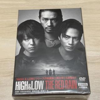 サンダイメジェイソウルブラザーズ(三代目 J Soul Brothers)のHiGH&LOW THE RED RAIN 豪華版('16「HiGH&LOW」…(日本映画)