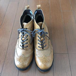 アシナガオジサン(あしながおじさん)のブーツ(ブーツ)