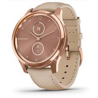 ガーミン(GARMIN)のGARMIN vívomove Luxe 18K Rose Gold PVD(腕時計(デジタル))