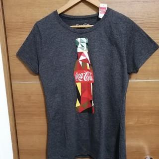 コカコーラ(コカ・コーラ)の【新品】コカコーラ ボトル 半袖Tシャツ(Tシャツ/カットソー(半袖/袖なし))