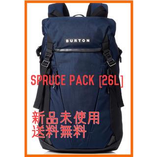 バートン(BURTON)の【新品】BURTON リュック SPRUCE PACK 26L(バッグパック/リュック)
