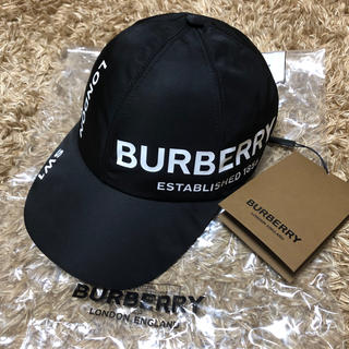 バーバリー(BURBERRY)の★在庫処分セール★ バーバリー  ウィメンズ ロゴキャップ(キャップ)