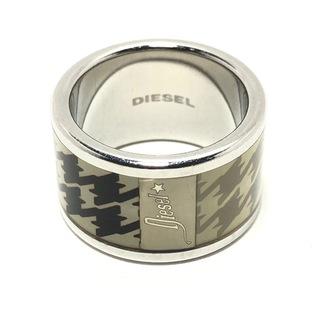 ディーゼル(DIESEL)のDIESEL(ディーゼル) リング スチール(リング(指輪))
