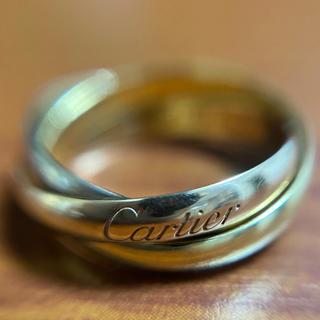 カルティエ(Cartier)のカルティエ トリニティリング SM 現行デザイン Cartier(リング(指輪))