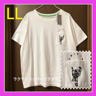 トイストーリー(トイ・ストーリー)のトイストーリー バズライトイヤー Tシャツ LL(Tシャツ(半袖/袖なし))
