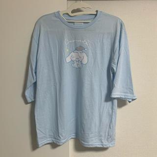 シナモロール(シナモロール)のシナモロール シナモン Tシャツ カットソー 3L(Tシャツ(半袖/袖なし))