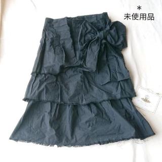 ジェーンマープル(JaneMarple)の未使用品*JaneMarple DLS ダンドールスカート(ひざ丈スカート)