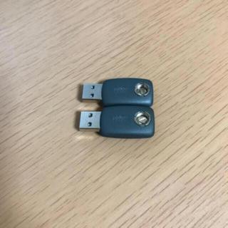 プルームテック(PloomTECH)のa67プルームテック 純正 USBチャージャー2個(タバコグッズ)