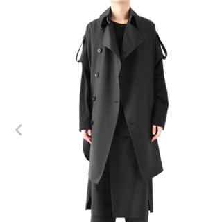 groundY Cape Coat Double Serge 18ss(その他)