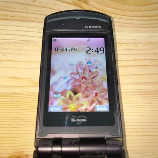 エヌイーシー(NEC)のNTT ドコモ N902is(携帯電話本体)