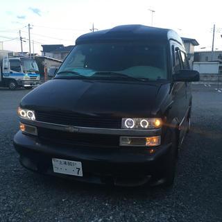 Chevrolet - GMCサファリ