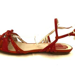 クリスチャンディオール(Christian Dior)のクリスチャンディオール サンダル 36(サンダル)