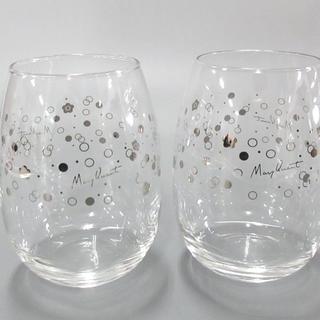 マリークワント(MARY QUANT)のマリークワント ペアグラス新品同様  -(グラス/カップ)