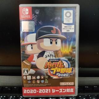 コナミ(KONAMI)のeBASEBALLパワフルプロ野球2020 Switch 特典未使用(携帯用ゲームソフト)