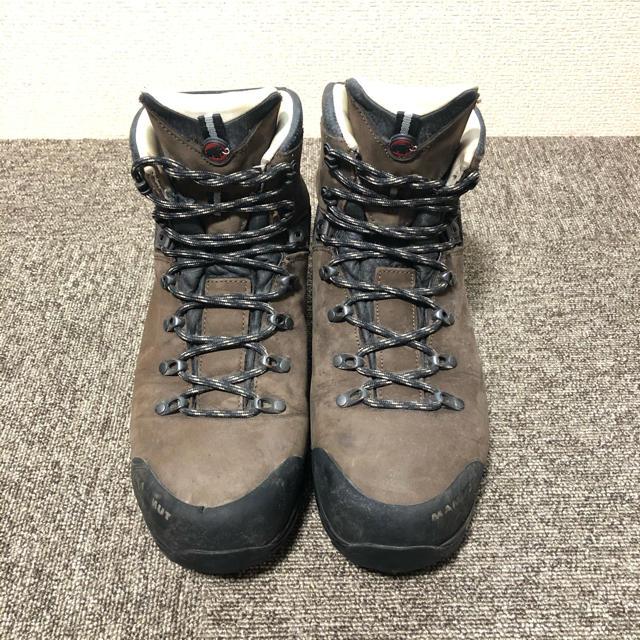 Mammut(マムート)のMAMMUT マムート マウントクレスト ゴアテックス 登山靴 EU45 スポーツ/アウトドアのアウトドア(登山用品)の商品写真