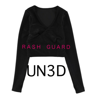 エンフォルド(ENFOLD)のUN3D RASH GUARD(水着)