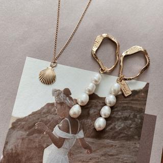 アリシアスタン(ALEXIA STAM)の14kgf shell necklace(ネックレス)