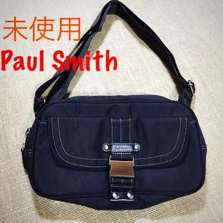ポールスミス(Paul Smith)の未使用 Paul Smith ショルダーバッグ ブラック(ボディーバッグ)