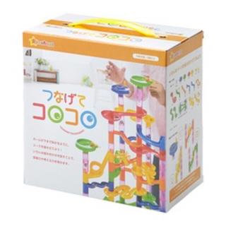 ニシマツヤ(西松屋)の新品未使用☆つなげてコロコロ(知育玩具)
