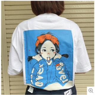 オーバーランド(Overland)のPOP ART Tee over print XL(Tシャツ(半袖/袖なし))