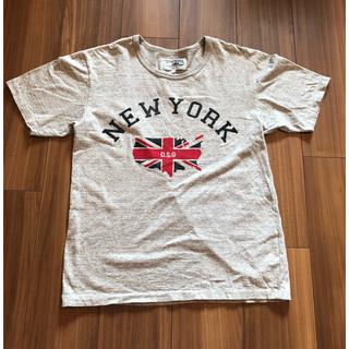 ザダファーオブセントジョージ(The DUFFER of ST.GEORGE)のダファー NEW YORK Tシャツ Mサイズ(Tシャツ/カットソー(半袖/袖なし))