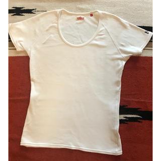 ハリウッドランチマーケット(HOLLYWOOD RANCH MARKET)のハリウッドランチマーケット ストレッチフライスTシャツ(Tシャツ(半袖/袖なし))