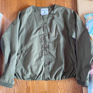 ニコアンド(niko and...)のジャケット(ノーカラージャケット)