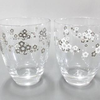 マリークワント(MARY QUANT)のマリークワント ペアグラス新品同様 (グラス/カップ)