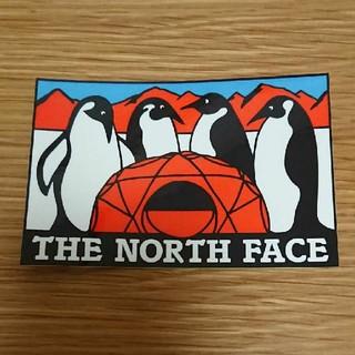 ザノースフェイス(THE NORTH FACE)のノースフェイス ペンギンステッカー(その他)