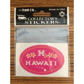 ハワイ ハワイ大学 hawaii ステッカー