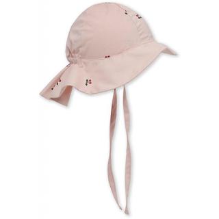 ボンポワン(Bonpoint)のkongessloejd  サンハット  48ー50 チェリーブラッシュ帽子 (帽子)
