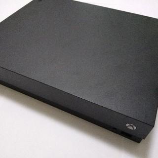 エックスボックス(Xbox)の中古 Xbox One(GEARS 5 同梱版)★LANケーブル付属(家庭用ゲーム機本体)