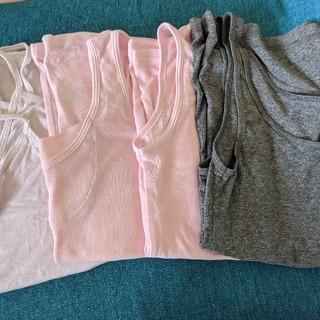 エイチアンドエム(H&M)の肌着4枚セット(アンダーシャツ/防寒インナー)